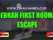 Ebrah First Room Escape