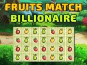 Fruits Match Billionaire