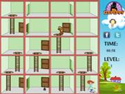 Little House Maze