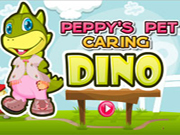 Peppy's Pet Caring - Dino
