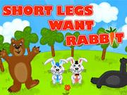 Short Legs Want Rabbit